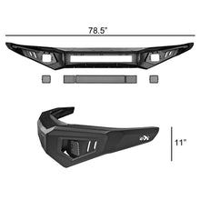 Load image into Gallery viewer, Bulken Off Road Front Bumper Toyota Tundra (2014-2020) Rugged Steel