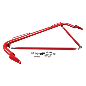 BRAUM Harness Bar Mazda Protege (99-03) Black / Red / White / Space Gray