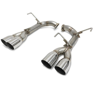 BLOX Muffler Delete Exhaust Subaru WRX & STi (2015-2020) Polished or Black