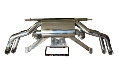 Top Speed Pro 1 Exhaust Audi R8 5.2L V10 (2009-2013) Race/Track Spec
