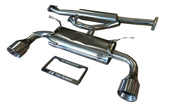 Top Speed Pro 1 Exhaust BRZ / FRS / 86 (13-19) Single Muffler Catback