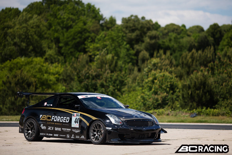 BC Racing Coilovers Nissan 350Z / G35 RWD [True Rear] (03-08) D-107