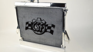 CSF Radiator GMC Canyon / Chevy Colorado 5.3 [Aluminum] (2007-2012) 7061