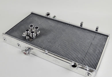 CSF Radiator Honda Civic EG/EK [w/ K Swap K20 K24 (92-00) 2850K