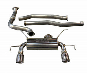 "Injen Exhaust Cadillac ATS 2.0L Turbo Sedan [3"" Catback] (2013-2019) SES7302"