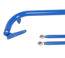 Load image into Gallery viewer, NRG Seat Belt Race Harness Bar Toyota Supra (1986-1998) Blue/Titanium