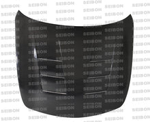 Load image into Gallery viewer, SEIBON Carbon Fiber Hood Infiniti G35 Sedan (2007-2008) OEM or TS Style