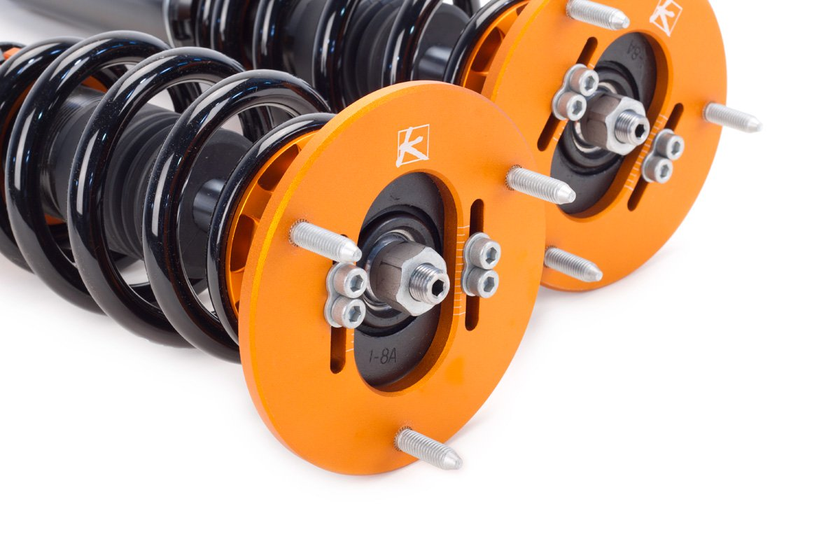 Full Coilover System KSP-CBM072-KP Lowers Vehicle /& Increases Handling