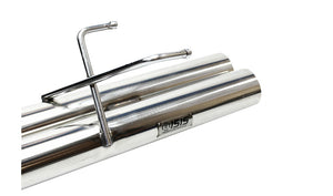 "ISR Exhaust Nissan 240SX S13 [Straight Pipe Muffler Delete] (89-94) 3"" or 4"" Tips"
