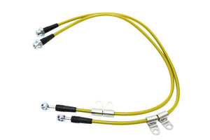 ISR Performance Brake Lines Kit Nissan 350Z w/o Brembo (03-08) IS-NIS-1330