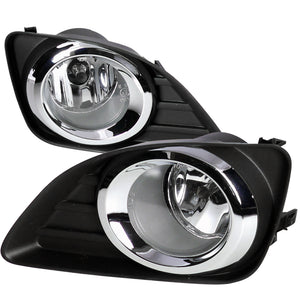Spec-D OEM Fog Lights Toyota Camry (2010-2011) Smoked or Clear