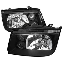 Load image into Gallery viewer, Spec-D OEM Replacement Headlights VW Jetta MK4 (99-04) Black / Smoke / Chrome