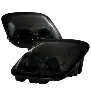 Spec-D Projector Headlights Corvette C5 (1997-2004) Black or Smoke