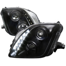 Load image into Gallery viewer, Spec-D Projector Headlights Honda Prelude [LED] (97-01) Black Housing