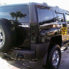 Load image into Gallery viewer, Spec-D Tail Lights Hummer H3 [Smoked LED] (2005-2010) LT-H306GLED-TM