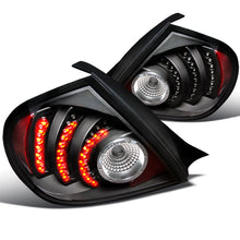 Load image into Gallery viewer, Spec-D Tail Lights Dodge Neon & SRT4 [LED - Depo] (2003-2005) Black Housing