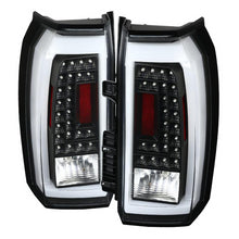 Load image into Gallery viewer, Spec-D LED Tail Lights GMC Yukon [LED] (2015-2019) Black / Smoke / Red