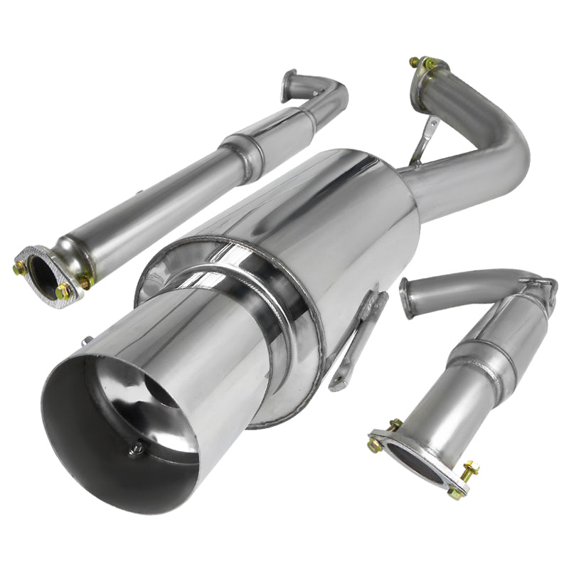 Spec-D Tuning Exhaust Mitsubishi Eclipse GST FWD (95-99) 3