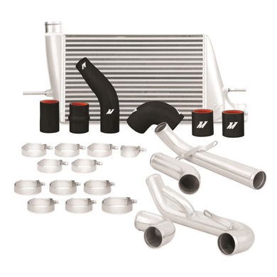Mishimoto Intercooler Kit Mitsubishi Lancer EVO X (2008-2015) Silver / Black
