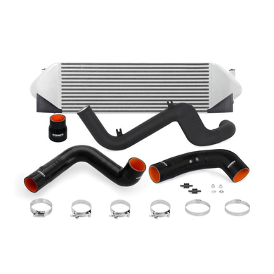 Mishimoto Intercooler Kit Ford Focus RS EcoBoost 2.3L (2016–2018) Silver / Black