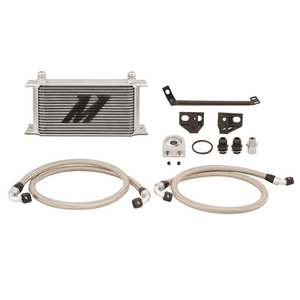 Mishimoto Oil Cooler Ford Mustang EcoBoost 2.3L (2015-2017) Thermostatic or Non-Thermostatic