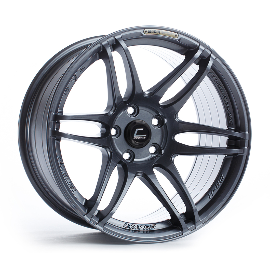 Cosmis Racing MRII Wheels (18x9.5) [Gunmetal +15mm Offset] 5x114.3