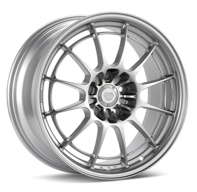 Enkei NT03+m Wheels BMW M3 E46/E92/E90/E93 (18x10) [Silver +25mm Offset] 5x120