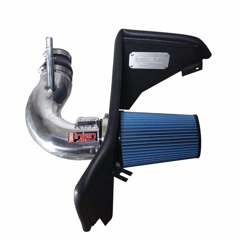 Injen Short Ram Intake Chevy Camaro 2.0L Turbo (2017) Polished / Black