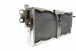 PLM Power Drive Supercharged Heat Exchanger Ford Mustang SHELBY GT500 (07-12) Black or Silver