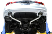 Load image into Gallery viewer, Remark Muffler Delete Infiniti Q50 (2014-2019) Axle Back Polished / Blue Tips