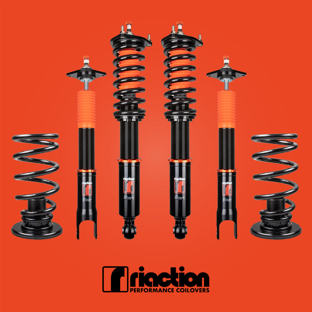 Riaction Coilovers Nissan 370Z Z34 (2009-2019) True Rear or Divorced
