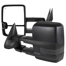 Load image into Gallery viewer, Spec-D Towing Mirrors Chevy Silverado 1500/2500 (99-02) HD (01-02) LED / Powered / Heated
