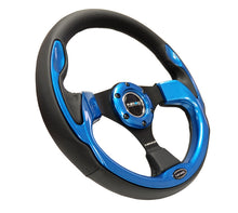 Load image into Gallery viewer, NRG Steering Wheels (Pilota Sport 320mm Leather) RST-001BK