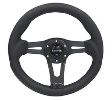Load image into Gallery viewer, NRG Steering Wheels (320mm Leather w/ Carbon) RST-002RCF