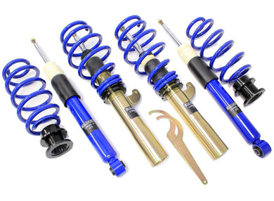 Solo-Werks S1 Coilovers Audi A3 Quattro (2006-2014) S1VW007
