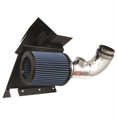 Injen Short Ram Intake BMW 128i 3.0L (E82/88) (08-13) Polished / Black