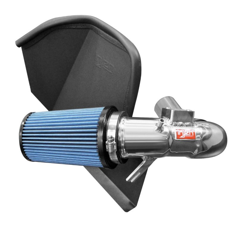 Injen Short Ram Intake BMW 430i/ix Gran Coupe (F36) 2.0L Turbo (17-18) Polished / Black / Red
