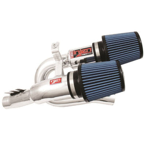 Injen Short Ram Intake BMW 135I/IX (E82/E88) 3.0L TWIN TURBO (08-10) Polished / Black