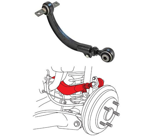 SPC Camber Arms Acura CSX ILX (2013) [Rear Adjustable] 67466