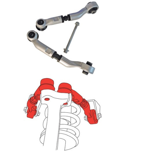 SPC Control Arms Audi A4 (2017-2019) A5 (2018-2019) [Upper Front - Right] 81382