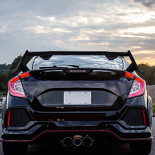 Load image into Gallery viewer, Spec-D Spoiler Honda Civic 4 Door Sedan (2016-2019) Civic Type-R Style Wing