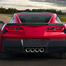 Load image into Gallery viewer, Spec-D Spoiler Corvette C7 (2014-2018) Trunk Lid Wing