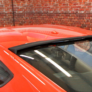 Spec-D Spoiler Ford Mustang (2015-2019) Rear Window Visor / Wing