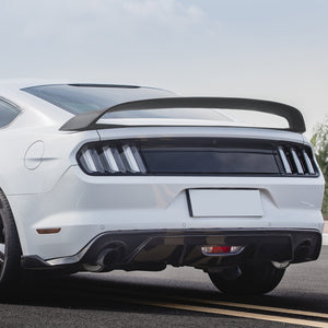 Spec-D Spoiler Ford Mustang (2015-2019) GT3 or GT4 Style Wing
