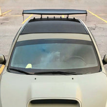 Load image into Gallery viewer, Spec-D Roof Spoiler Subaru WRX [Vortex Generator] (02-07) Matte or Gloss Black