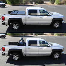 Load image into Gallery viewer, Spec-D Tonneau Cover Nissan Titan (2004-2015) Tri-Fold Soft Cover