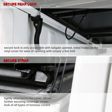 Load image into Gallery viewer, Spec-D Tonneau Cover Nissan Frontier (2005-2013) Tri-Fold Soft Cover