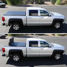 Load image into Gallery viewer, Spec-D Tonneau Cover Dodge Ram (2009-2018) Tri-Fold Soft Cover