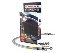 Load image into Gallery viewer, Goodridge G-Stop Stainless Brake Lines BRZ [w/ Brembo] (17-19) 28007