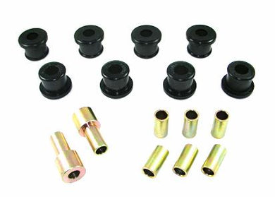 Whiteline Control Arms Bushing Mazda 323 / Protege [Rear Inner And Outer] (91-94) W61753